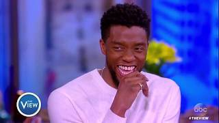 Download Chadwick Boseman On How 'Black Panther' Is Revolutionizing Superhero Movies | The View Video