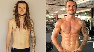 Download My 1 Year Body Transformation (Calisthenics) From Skinny To Ripped Video