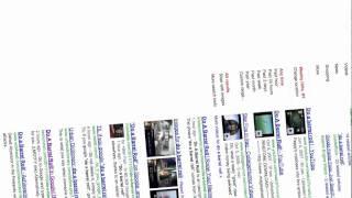 Download Google Barrel Roll Demo Video