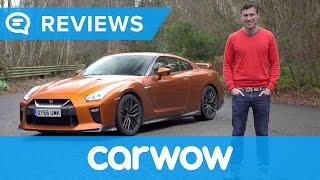 Download Nissan GT-R 2018 in-depth review | Mat Watson Reviews Video