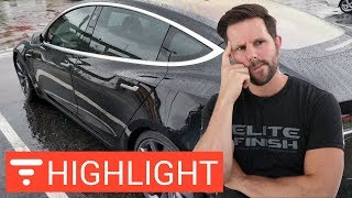 Download Leaked Email From Elon Points to Tesla Model 3 Production Surge [highlight] Video