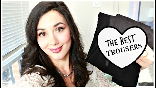 Download THE BEST TROUSERS | TOP 5 FAVOURITES & TRY-ON Video