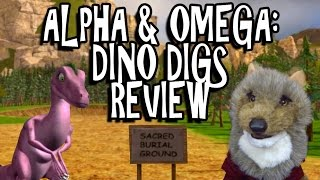 Download Alpha & Omega: Dino Digs Review Video