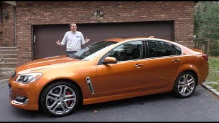 Download Here's Why the Chevy SS Was a Total Failure Video