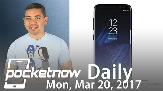 Download Samsung Galaxy S8 Bixby detailed, Microsoft Surface Book 2 & more - Pocketnow Daily Video