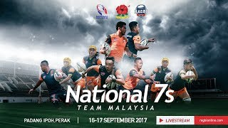 Download NATIONAL 7s - SABAH VS NEGERI SEMBILAN - MEN QUARTER FINAL CUP Video