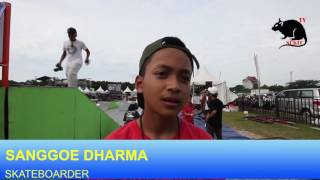 Download TAFISA 2016 Profil Sanggoe Dharma Skateboarder Video