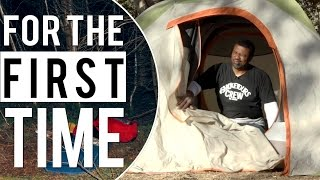 Download Black People Go Camping 'For the First Time' Video