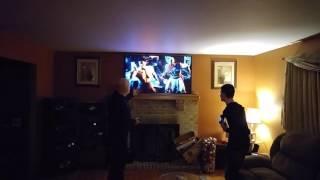 Download Lunatic Dad Plays Mortal Kombat X Video