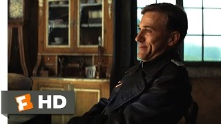Download Inglourious Basterds (1/9) Movie CLIP - The Jew Hunter (2009) HD Video