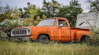 Download ABANDONED Junkyard Truck Runs and Drives After 13 Years Video