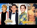 Disney Channel and Nickelodeon Famous Guys Then and Now 2018 (Before and After)