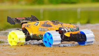 Download 3D Printed RC Car Wheels - Crazy Traction!!! Video