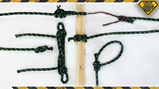 Download 6 Must-Know Survival Knots Video