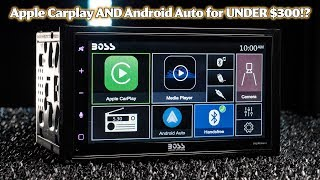 Download Boss Audio BVCP9685A - Exclusive Promo! Apple Carplay and Android Auto for ONLY $239!!!! Video