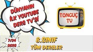 Download 🔴ŞİMDİ CANLI İZLE   8.Sınıf Tüm Dersler Konu Anlatım 7/24 Yayın Video