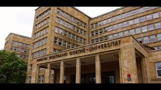 Download Goethe University - Frankfurt (Westend Campus) Video