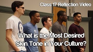 Download ″What is the Most Desired Skin Tone in Your Culture?″ #Soc119 Video