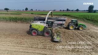 Download CLAAS In Campo 2018. JAGUAR 980 Gruppo Pea. Video