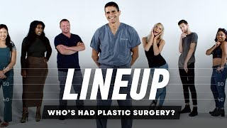 Download Guess Who's Had Plastic Surgery | Lineup | Cut Video
