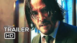 Download JOHN WICK 3 Official Trailer (2019) Keanu Reeves, Action Movie HD Video