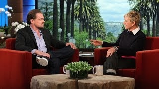 Download Leonardo DiCaprio Discusses 'The Wolf of Wall Street' Video