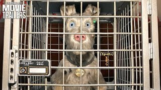 Download ISLE OF DOGS Extended Clip ″First 10 Minutes″ (2018) - Wes Anderson Stop Motion Animated Movie Video