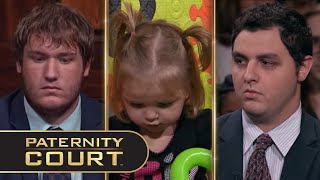 Download Woman's Ex-Husband Insists He's The Dad But She Says It's Other Guy (Full Episode) | Paternity Court Video