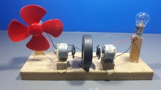 Download how to make free energy light bulb generator with magnets and dc motor   science projects Video