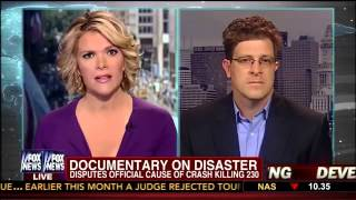 Download New Evidence on TWA Flight 800 Disaster Revealed in Documentary - Megyn Kelly Reports - 6/19/13 Video
