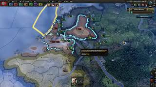 HOI4 - Soviet's Infantry Equipment ONLY Challenge Run - Part