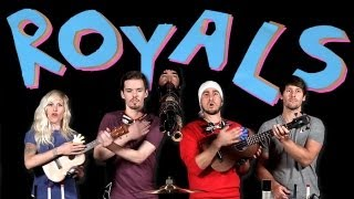 Download Royals - Walk off the Earth Video