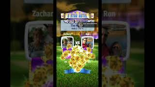 Download Golf Clash Tour 9 Milano Hole 1 Par 4 new redesign tips and tricks for short iron approach Video