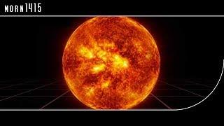Download Black Hole Comparison Video