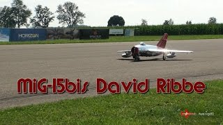 Download MiG-15bis David Ribbe Team USA Jet World Masters Leutkirch Video