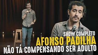 Download AFONSO PADILHA - NÃO TÁ COMPENSANDO SER ADULTO - SHOW COMPLETO Video