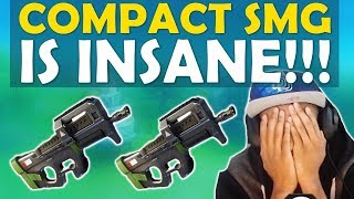 Download COMPACT SMG IS INSANE | GOODBYE SHOTGUNS - (Fortnite Battle Royale) Video