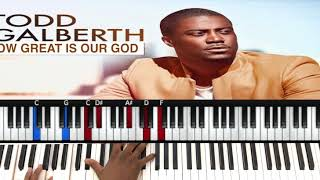 Download Musicians' PlayGround- How Great Is Our God x Todd Galberth - Piano Tutorial Video