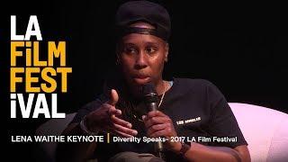 Download LENA WAITHE KEYNOTE | Diversity Speaks - 2017 LA Film Festival Video