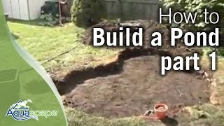 Download How to Build a Pond Part 1 Video