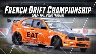 Download French Drift Championship 2015 - Final Round (Nogaro) Video