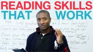 Download Reading skills that work - for tests and in class Video
