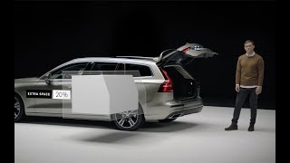 Download Class-Leading Versatility In The New Volvo V60 Video