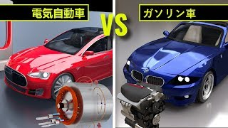 Download 電気自動車 VS ガソリン車 Video