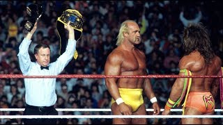 Download Hulk Hogan vs. Ultimate Warrior Mania 6! Fightful Alternate Commentary Podcast Video