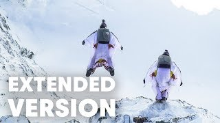 Download BASE jumping into a plane mid-air. (Extended Version)   A Door In The Sky Video