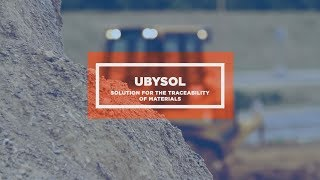 Download Report Ubysol: Solution for the traceability of materials Video