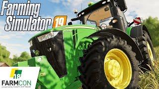 Download Farming Simulator 19 - FarmCon18 Debriefing - Simul8 Gaming Video