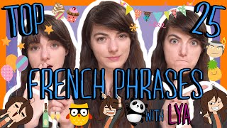 Download Learn the Top 25 Must-Know French Phrases! Video