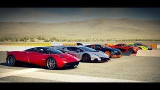 Download World's Greatest Drag Race! Veyron, AGERA, McLaren P1, Huayra, Veneno, Venom GT - Forza 5 Video